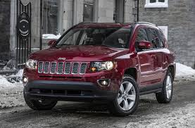 2016 jeep compass safety review and crash test ratings the car