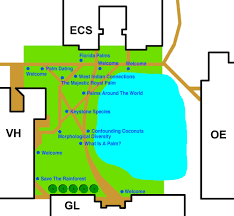 Fiu Campus Map Nature U0026 Ecosystems Office Of University Sustainability