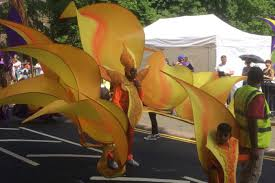 party in the park for luton carnival luton today