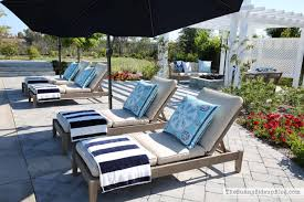 Patio Furniture Pottery Barn by Backyard Pics The Sunny Side Up Blog