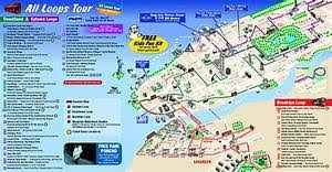 ny tourism bureau map of york city attractions printable major tourist
