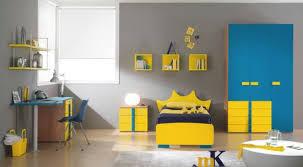 37 joyful kids room design ideas with blue u0026 yellow tones