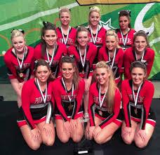 north johnston high varsity cheerleaders 2015