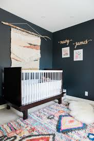 see what crazy cool baby name inspired this nursery u0027s paint color