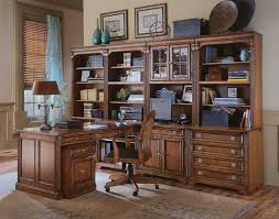 Home Office Desk Furniture by Hooker Furniture Brookhaven Executive