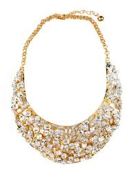 gold necklace statement images Gold statement necklace fashionable everytime fashion jpg