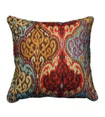 madrid square throw pillow persian and tweak sedona starburst