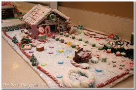 christmas activities gingerbread house recipe the real thing