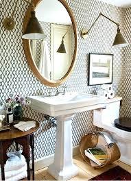 bathroom wallpaper designs wallpaper designs for bathrooms ghanko