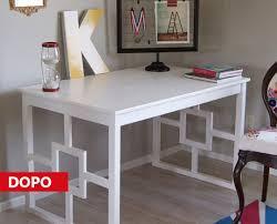 tavoli sala da pranzo ikea prima e dopo da tavolo da pranzo ikea a scrivania ideare casa