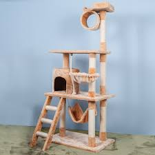 amazon com carb certified merax cat tree condo super large 50