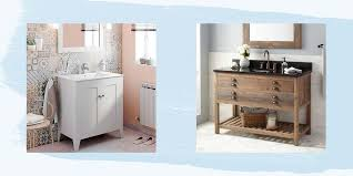 best place to buy premade cabinets where to buy bathroom vanities on every budget