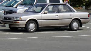 toyota an toyota camry 1988 or a golf 3 which should i go for as an msc