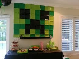 Minecraft Room Decals – Deboto Home Design Very Cute Kids