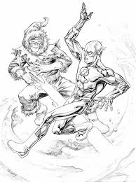 flash vs captain cold by tomraney on deviantart