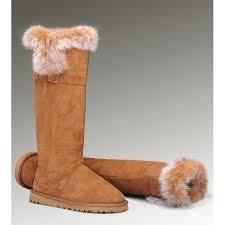 womens ugg boots fox fur 65 best ugg boots images on boot boots and