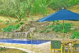 Steep Hill Backyard Ideas How To Build A Pool What To Do With A Sloped Backyard