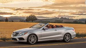 how reliable are mercedes coupe convertible mercedes e class consumer reports most