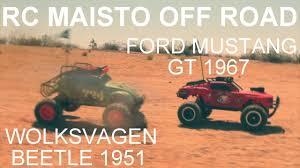 off road mustang carros de controle remoto maisto tech rc off road fusca e ford