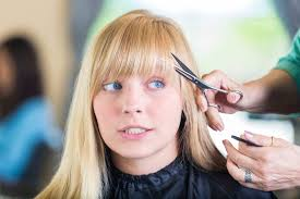 how to thin hair with thinning scissors 4 tips before the cut