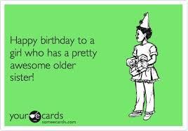 Happy Birthday Sister Meme - funny images happy birthday sister impremedia net