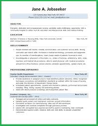 Example Of Student Resume by Example Of A Student Resume Examples Of Cv For Student Nurses