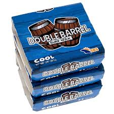 amazon com double barrel surf wax cool water 3 pack sports