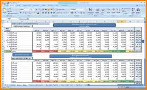 Wedding Budget Planner Spreadsheet by Budgeting Spreadsheet Excel 12 Free Marketing Budget Templates