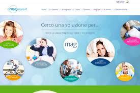 sanofi si e social e3 firma sito e comunicazione social di mag