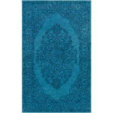 Turquoise Area Rug Oriental Turquoise Area Rugs Rugs The Home Depot