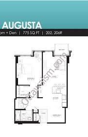 floor plans waterstreet condos 316 bruyere st ottawa