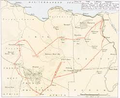 map middle east uk hyperwar the mediterranean middle east vol i uk series