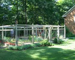 nice design ideas vegetable garden fence designs saveemail