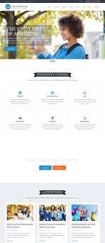 html5 templates for books 35 best education responsive html templates for universities
