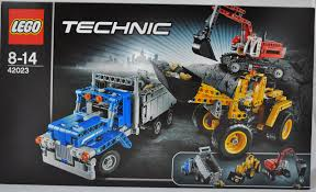 lego technic sets oz brick nation lego technic 42023 construction crew review
