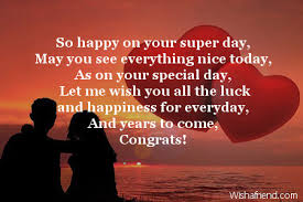 wedding wishes day before so happy on your day wedding card message wedding day
