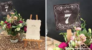 table numbers wedding free printable chalkboard wedding table numbers