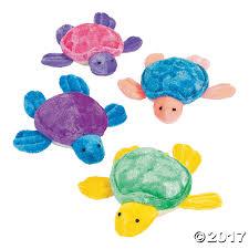 plush sea turtles
