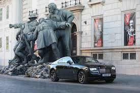 roll royce road rolls royce wraith black badge epic road trip to romania