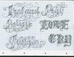 imagenes goticas letras cómo aprender a dibujar letras paso a paso todos los estilos y más