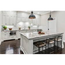 antique white kitchen cabinets with subway tile backsplash msi highland park 4 in x 12 in antique white subway
