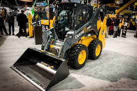 john deere launches g series loader lineup with 4 skid steers 1
