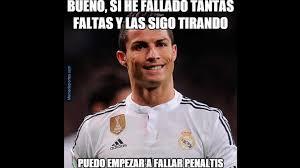 Memes De Cristiano Ronaldo - cristiano ronaldo falla penal y es protagonista de los memes