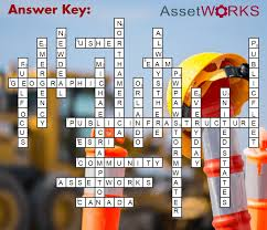 national public works week crossword puzzle assetworks