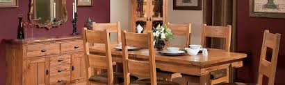 Toulouse Oak Dining Room Furniture Free Delivery Oak Furniture - Oak dining room table chairs