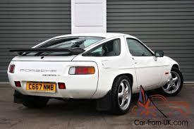 porsche 928 s2 1985 porsche 928 s2 4 7 v8 automatic grand prix white car