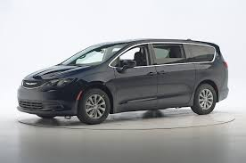 bmw minivan chrysler pacifica is first minivan to earn 2016 iihs tsp award