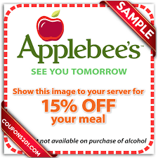 free applebees retaurant coupons in store dinner 3