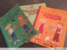livre de cuisine pour enfants livre de cuisine pour enfants gaspard et léonie a vendre