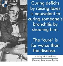 Bronchitis Meme - curing deficits by raising taxes is equivalent to curing someone s